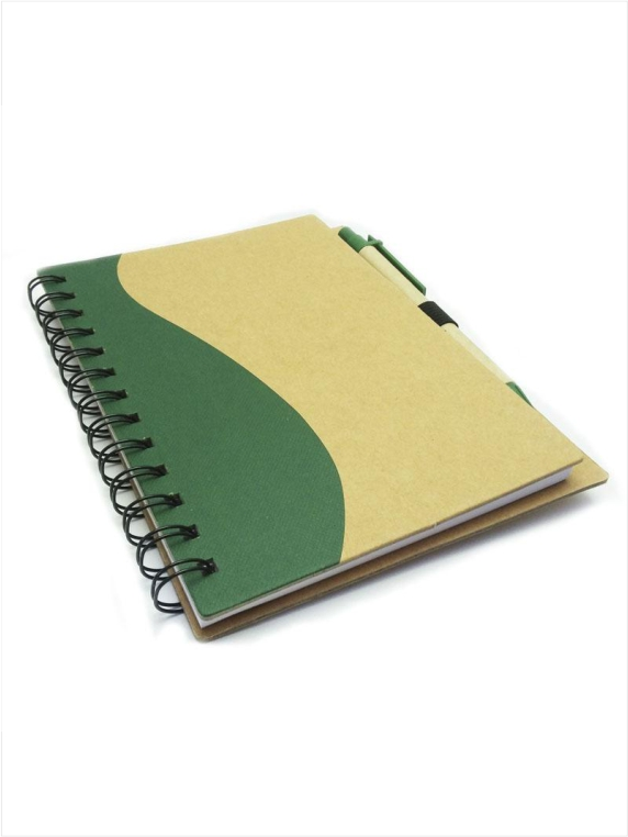 Libreta Ecologica Ecobook S03