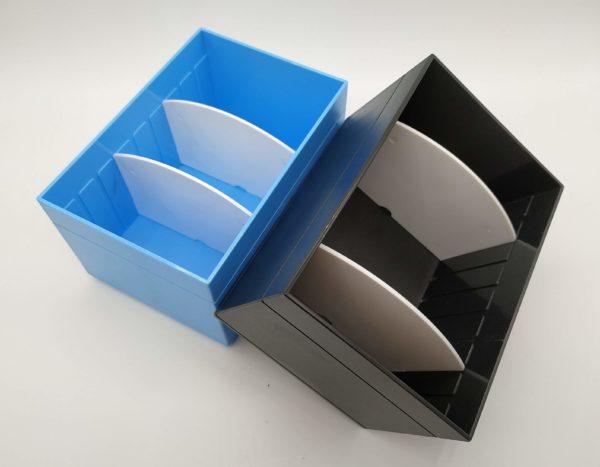 Porta Esferos Plástico Rectangular 6915