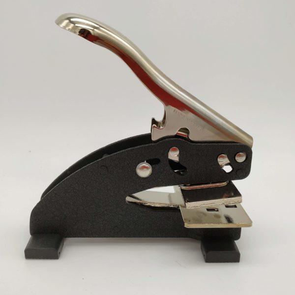 Pinza Para Sello Seco Shiny De Escritorio Rectangular EM-6 galería