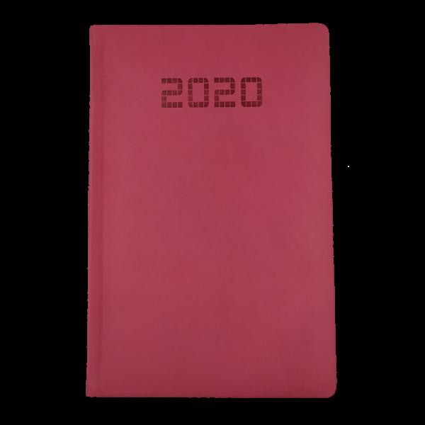 Agenda 2020 Ejecutiva Master 2007B5 rosado