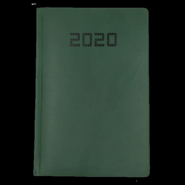 Agenda 2020 Ejecutiva Master 2007B5 verde
