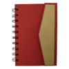 Libreta Ecológica AG191 roja