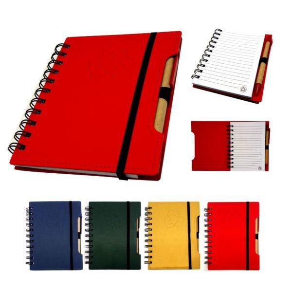 Libreta Ecologica Color A3