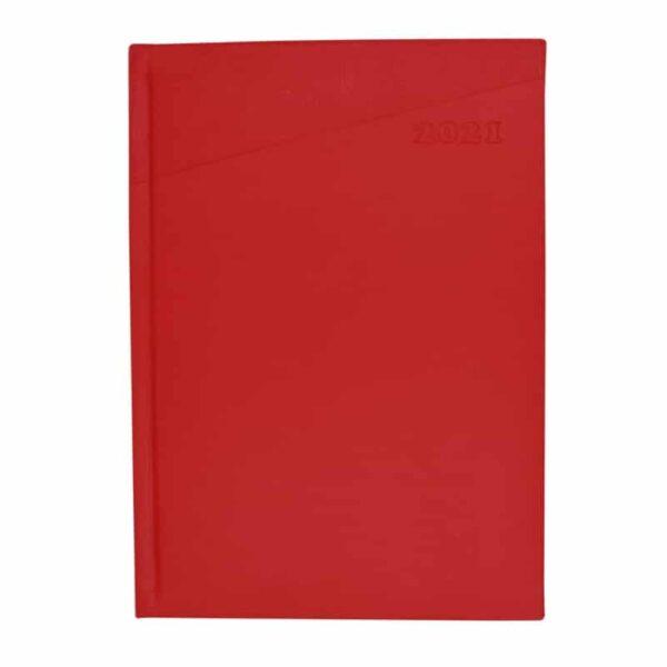 Agenda 2021 Senior AQ2101 rojo